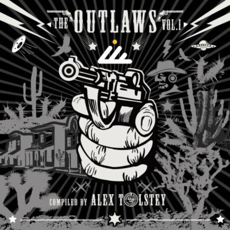 The Outlaws, Vol. 01 Compiled by Alex Tolstoy (2020)