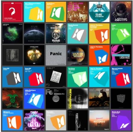 Beatport Music Releases Pack 1965 (2020)