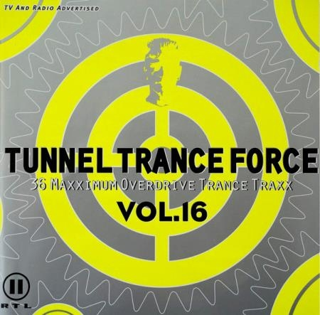 Tunnel Trance Force Vol. 16 [2CD] (2000) FLAC