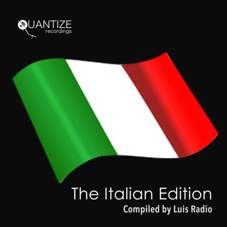The Italian Edition - Compiled & Mixed By Luis Radio (2020)