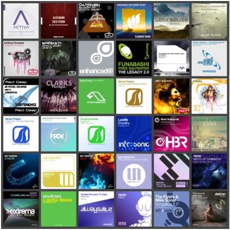 Flac Music Collection Pack 060 - Trance (2011-2020)