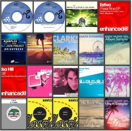 Flac Music Collection Pack 062 - Trance (2002-2019)