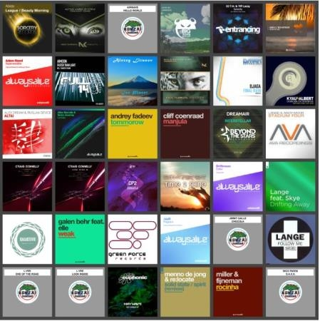 Flac Music Collection Pack 063 - Trance (2000-2020)