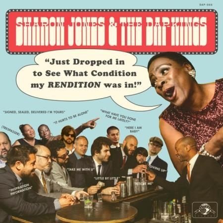 Sharon Jones & The Dap-Kings - Just Dropped In (2020)