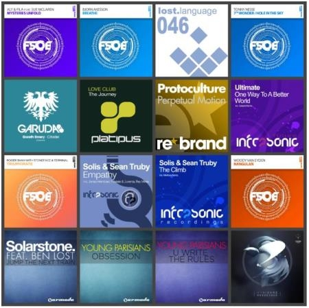 Flac Music Collection Pack 071 - Trance (2005-2020)