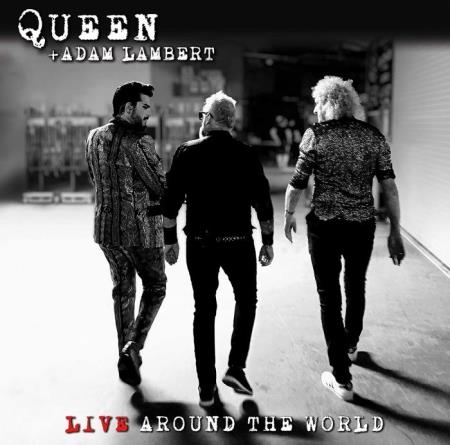 Queen + Adam Lambert - Live Around The World (2020) FLAC
