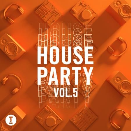 Toolroom House Party Vol 5 [Mixed+Unmixed] (2021)
