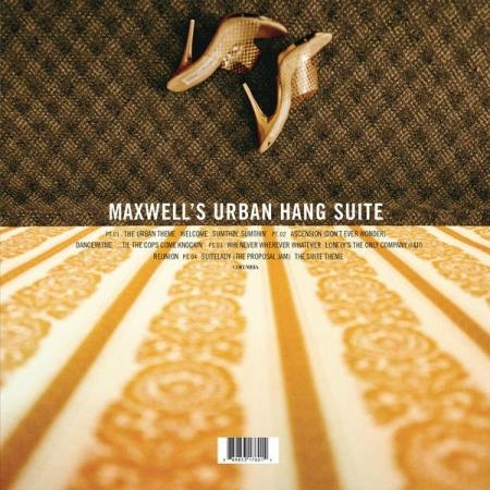 Maxwell - Maxwell's Urban Hang Suite (Remastered 2021) (2021)